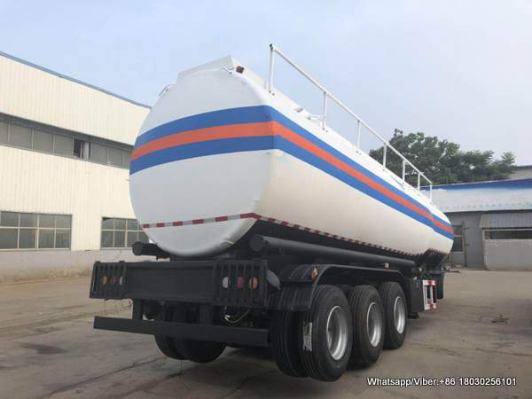 DURABLE FUEL TANKER TRAILER FOR SALE