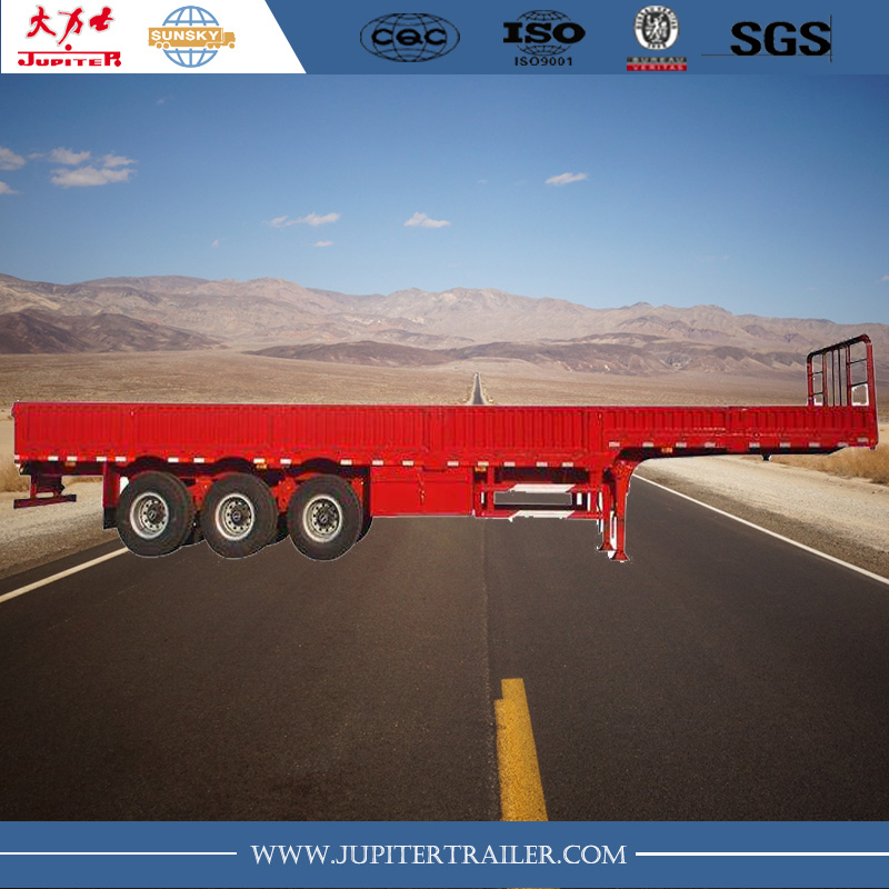 side wall semi-trailer supplier