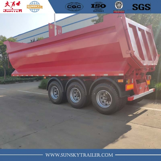 40 Tons Tipper Trailer / Dump Trailer